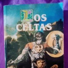 Libros de segunda mano: 1995 LIBRO LOS CELTAS. MITOS Y LEYENDAS. T. W. ROLLESTON. 351PAG.... Lote 287096698
