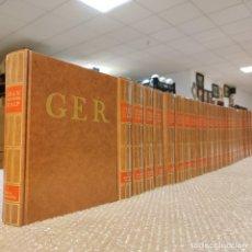 Livres d'occasion: GRAN COLECCIÓN 24 TOMOS GER. GRAN ENCICLOPEDIA RIALP. 1971. VALOR DE MERCADO: 200€. Lote 288148223