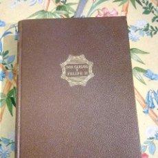 Libros de segunda mano: DON CARLOS Y FELIPE II - LUIS PROSPERO GACHARD - 1963 - 565P. + 4 LÁMINAS A COLOR + 53 B/N - 24X18X6. Lote 288413343