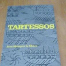 Libros de segunda mano: TARTESSOS - JUAN MALUQUER DE MOTES. Lote 288682198