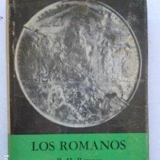 Libros de segunda mano: LOS ROMANOS. R. H. BARROW. Lote 289771613
