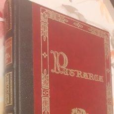 Libros de segunda mano: PETRARCA. Lote 294128843