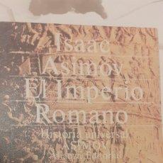Libros de segunda mano: EL IMPERIO ROMANO. Lote 294504568