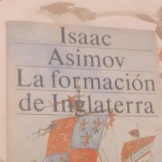 Libros de segunda mano: LA FORMACIÓN DE INGLATERRA. Lote 294504668