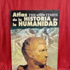 Libros de segunda mano: ATLAS THE TIMES DE LA HISTORIA DE LA HUMANIDAD.. Lote 295690928
