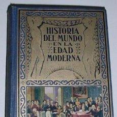 Libros de segunda mano: HISTORIA EDAD MODERNA, LA RESTAURACION, 1952. Lote 14038638
