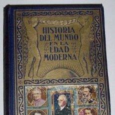 Libros de segunda mano: HISTORIA EDAD MODERNA, LAS NACIONALIDADES, 1957. Lote 14038637