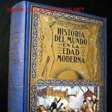 Libros de segunda mano: HISTORIA DEL MUNDO EN LA EDAD MODERNA - LA REVOLUCIÓN FRANCESA. Lote 21748948