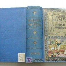 Libros de segunda mano: HISTORIA DEL MUNDO EN LA EDAD MODERNA.TOMO VIII. L4456. Lote 6694384