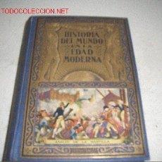 Libros de segunda mano: HISTORIA DEL MUNDO EN LA EDAD MODERNA. Lote 2783520