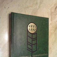 Libros de segunda mano: HISTORIA UNIVERSAL, DE 1919 A 1980, TAMAÑO 24 X 22 CM. PESO 1400 GR. MÁS INFORMACIÓN EN FOTOS.. Lote 27302103