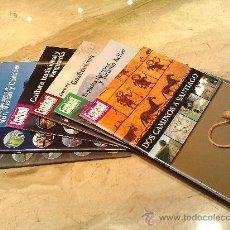 Libros de segunda mano: 6 LIBRITOS DE DIVERSOS TEMAS, EUSKADI PAIS BASKO CON MUCHO GUSTO, PESO UNIDAD 200 GR, TAMAÑO 21 X 30. Lote 27302105