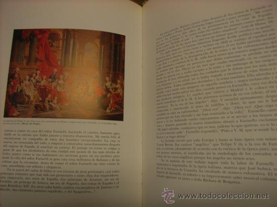 Libros de segunda mano: Libro -Las Reinas de España y la música-, año 1984. - Foto 3 - 22242160