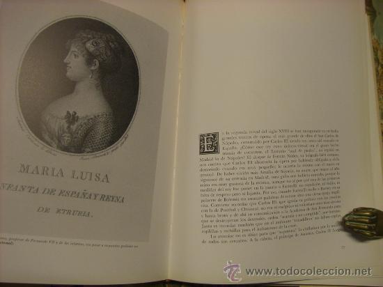 Libros de segunda mano: Libro -Las Reinas de España y la música-, año 1984. - Foto 5 - 22242160