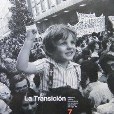 Libros de segunda mano: LIBRO , LA TRANSICIÓN 286 PAGINAS, TAMAÑO 29X23, 2006, VER FOTO ADICIONAL. Lote 26837626