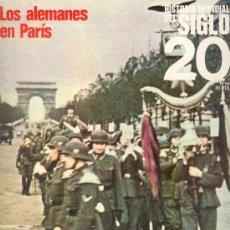 Libros de segunda mano: HISTORIA MUNDIAL DEL SIGLO 20 XXORBERAMAS VERGARA 1971, 100 CUBIERTAS DE FASCICULOS(VER DESCRIPCIÒN). Lote 26279938