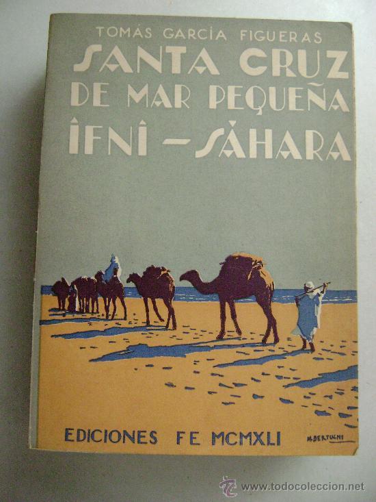 SANTA CRUZ DE MAR PEQUEÑA-IFNI-SAHARA.506 (Libros de Segunda Mano - Historia Moderna)