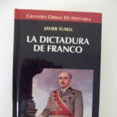 Libros de segunda mano: LA DICTADURA DE FRANCO. JAVIER TUSELL. ALTAYA. 1996.. Lote 28144931