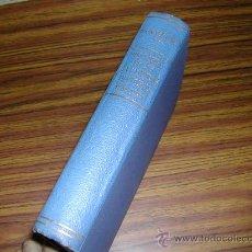 Libros de segunda mano: HISTORIA DE LOS MATADORES DE TOROS (1738-1943). AÑO 1943. L9772. Lote 28278049