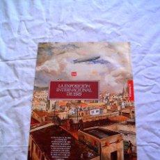 Libros de segunda mano: LA EXPOSICIÓN INTERNACIONAL DE 1929 · HISTORIA DE BARCELONA. Lote 222058248