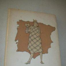 Libros de segunda mano: UNA MUCHACHA INGLESA VISITA ESPAÑA.- DIANA Z. HULTON-EDT: NACIONAL.- MADRID.- MCMXLIX. Lote 29449070