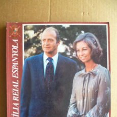 Libros de segunda mano: LA FAMILIA REIAL ESPANYOLA (1983) - LA FAMILIA REAL ESPAÑOLA, VER FOTOS. Lote 30452051