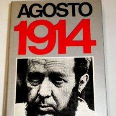 Libros de segunda mano: AGOSTO 1914 - SOLJENITSIN. Lote 30951423