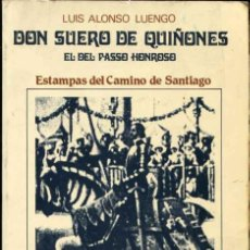 Libros de segunda mano - leon - Don Suero de Quiñones el del Passo Honroso - 32441269