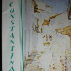 Libros de segunda mano: CONSTANTINA.SEVILLA.VERANO 1991.GARN FOLIO.FOTOS.ANUNCIOS. Lote 31224714