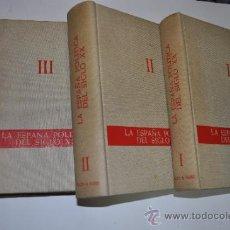 Libros de segunda mano: LA ESPAÑA POLÍTICA DEL SIGLO XX EN FOTOGRAFÍAS Y DOCUMENTOS FERNANDO DÍAZ PLAJA RA12903. Lote 31752151