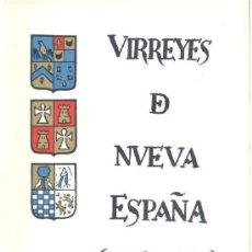 Libros de segunda mano: VIRREYES DE NUEVA ESPAÑA EN EL REINADO DE CARLOS IV. 1798 - 1808. (1972) VOLUMEN DOS SIN USAR. Lote 31839547