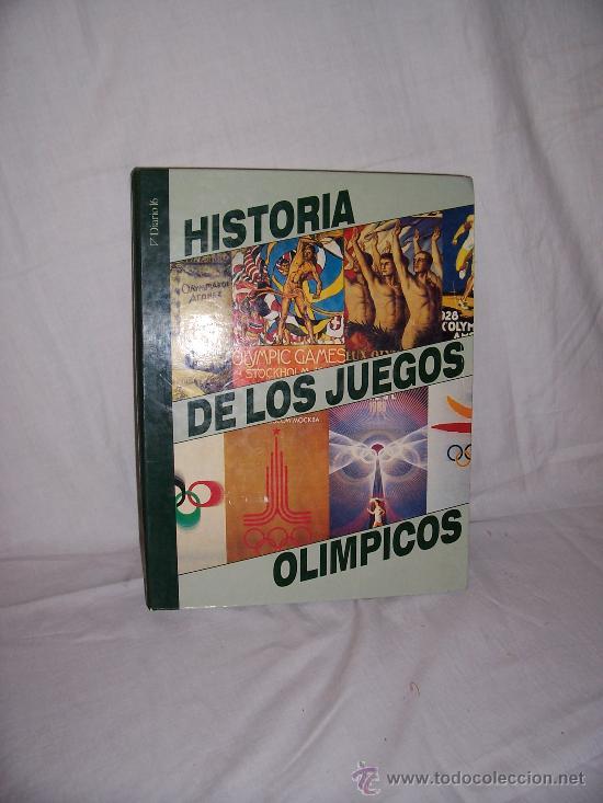 HISTORIA DE LOS JUEGOS OLIMPICOS. DIARIO 16. AÑO 1992. MUY ILUSTRADO A COLOR. (Libros de Segunda Mano - Historia Moderna)