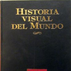 Libros de segunda mano: HISTORIA VISUAL DEL MUNDO. Lote 32503636