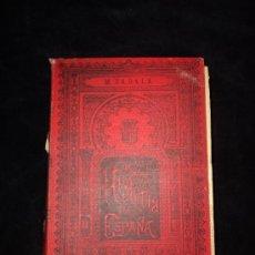 Libros de segunda mano: HISTORIA DE ESPAÑA. ZABALA. J. ORTEGA VALENCIA. 1894 538 PAG. Lote 32686664