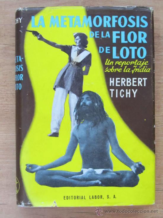 Libro La Metamorfosis De La Flor De Loto Labo Comprar Libros De