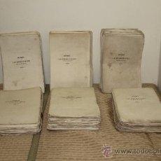 Libros de segunda mano: 1780- HISTORIA DE LAS PERSECUCIONES POLITICAS Y RELIGIOSAS. ALFONSO TORRES IMP. S. MANERO 1863 6 VOL. Lote 34306210