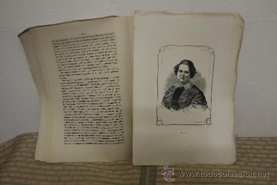 Libros de segunda mano: 1785- BONITO LIBRO ESPARTERO SU VIDA MILITAR Y POLITICA. D.M.H. EDIT ESPASA S/F. 2 TOMOS - Foto 4 - 34320263
