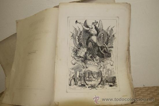 Libros de segunda mano: 1785- BONITO LIBRO ESPARTERO SU VIDA MILITAR Y POLITICA. D.M.H. EDIT ESPASA S/F. 2 TOMOS - Foto 5 - 34320263