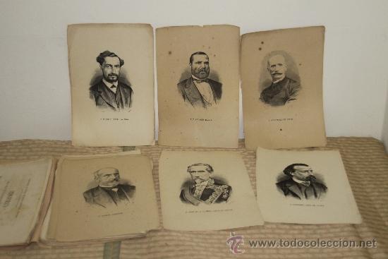 Libros de segunda mano: 1785- BONITO LIBRO ESPARTERO SU VIDA MILITAR Y POLITICA. D.M.H. EDIT ESPASA S/F. 2 TOMOS - Foto 8 - 34320263
