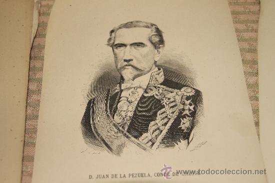 Libros de segunda mano: 1785- BONITO LIBRO ESPARTERO SU VIDA MILITAR Y POLITICA. D.M.H. EDIT ESPASA S/F. 2 TOMOS - Foto 10 - 34320263