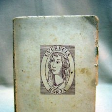Libros de segunda mano: LIBRO, LUCRECIA BORJA, 1º EDICION, 1942, JUVENTUD, 256 PAGINAS. Lote 34486687