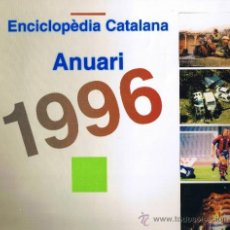 Gebrauchte Bücher - ANUARI 1996 -ENCICLOPEDIA CATALANA - 34671828