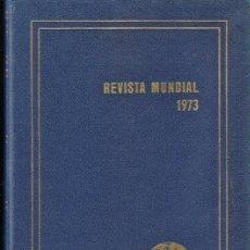 Libros de segunda mano: REVISTA MENSUAL 1973 - ERICH GYSLING - ED. ALPHA - GRAN FORMATO - ENCUADERNACION ESTRA - VER FOTO - . Lote 35180118
