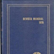 Libros de segunda mano: REVISTA MENSUAL 1976 - ERICH GYSLING - ED. ALPHA - GRAN FORMATO - ENCUADERNACION ESTRA - VER FOTO - . Lote 35180175