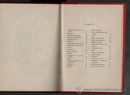 Libros de segunda mano: manuel angelon guia satirica de barcelona (1854) barcelona 1946 - Foto 3 - 35292557