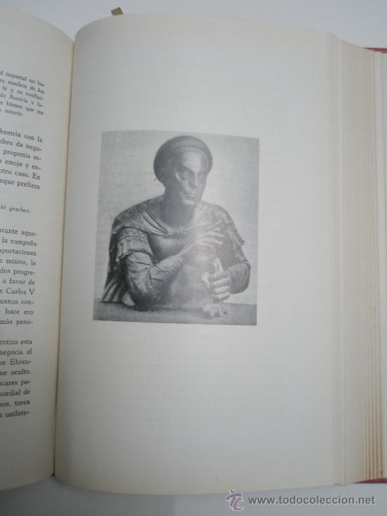 Libros de segunda mano: CARANDE, R.: Carlos V y sus banqueros. La Hacienda Real de Castilla (1949) - Foto 4 - 37626780