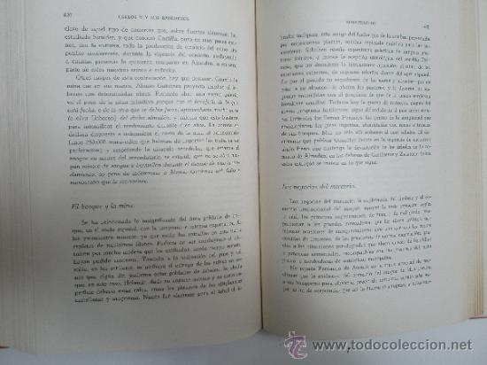 Libros de segunda mano: CARANDE, R.: Carlos V y sus banqueros. La Hacienda Real de Castilla (1949) - Foto 9 - 37626780
