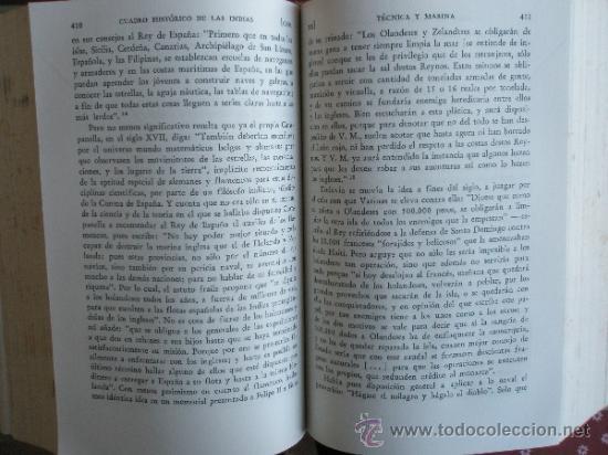 Libros de segunda mano: Madariaga S.de: Cuadro histórico de las Indias (1945) - Foto 7 - 37747193