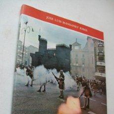 Libros de segunda mano: LA FIESTA DE MOROS Y CRISTIANOS DE ALCOY Y SUS INSTITUCIONES -JOSÉ LUIS MANSANET RIBES-ALCOY 1981. Lote 38150917