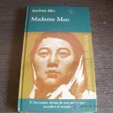 Libros de segunda mano: MADAME MAO. EL FASCINANTE DRAMA DE UNA MUJER QUE ASOMBRÓ AL MUNDO - ANCHEE MIN - PRECINTADO. Lote 38313571